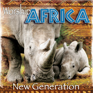 Worship Africa New Generation Cover