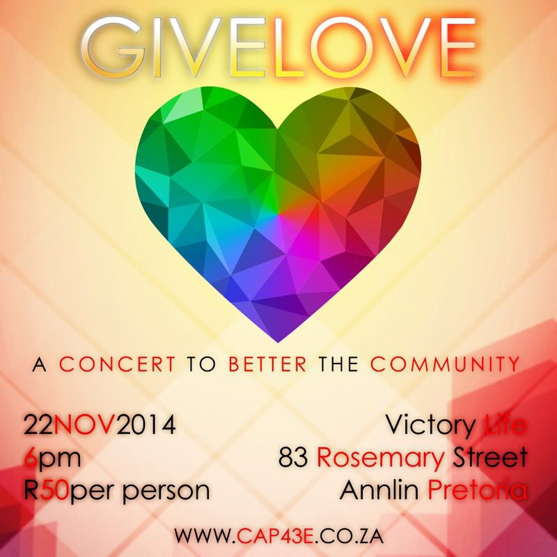 give love concert